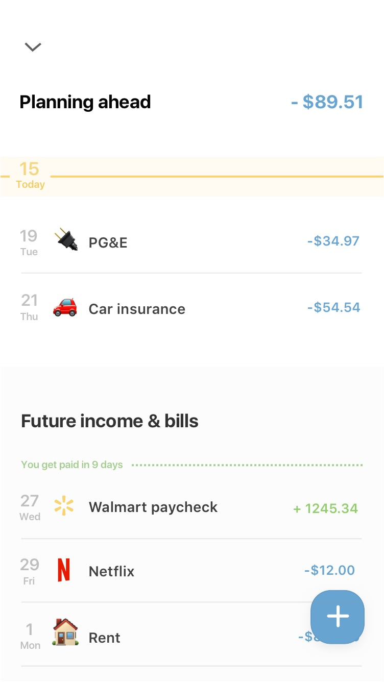 Even Financial Wellness Platform - From paycheck to progress™